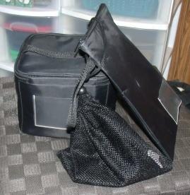 Cooler bag, mesh bag, & wet bag